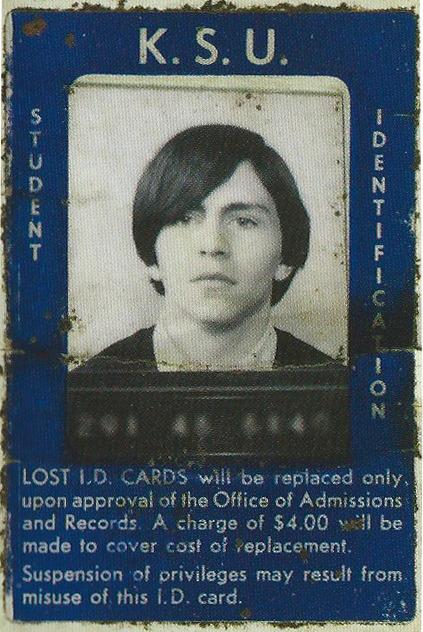 Jerry Casale's KSU ID