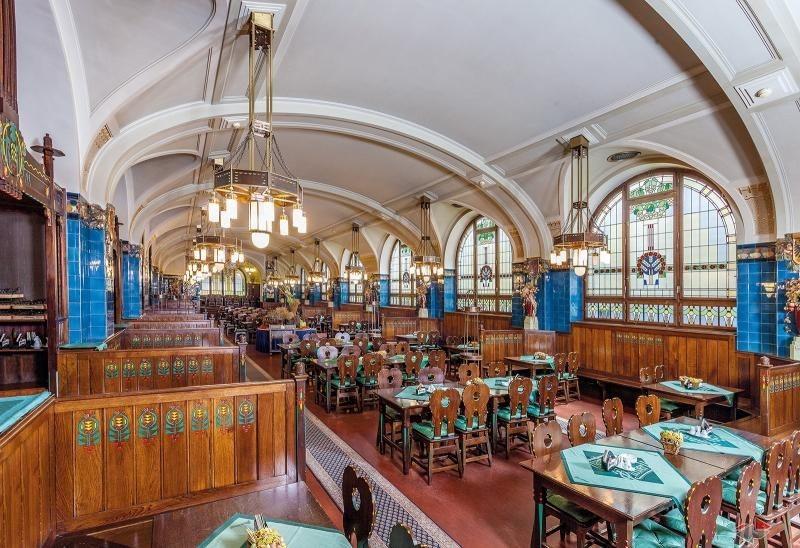 Art Nouveau and Cubist Architecture 2