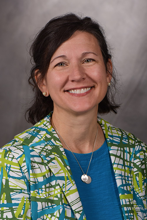 Melissa Celko, Kent State of Wellness director