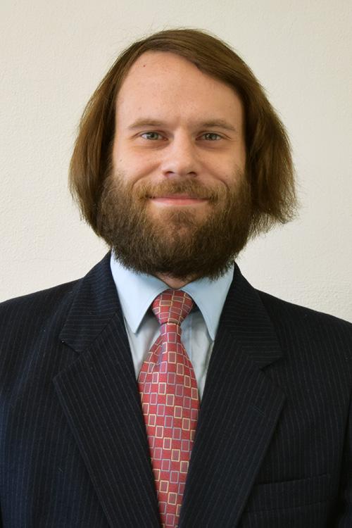 University Fellowship Recipient, Christian Lengyel