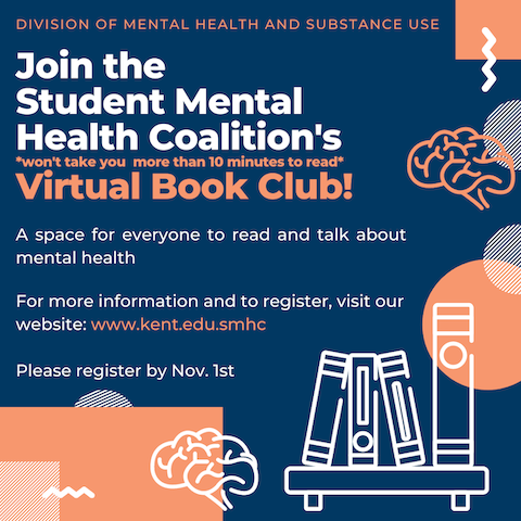 Student Mental Health Coalition Book Club