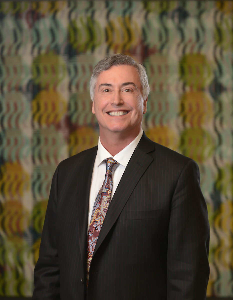John Crawford-Spinelli, Ph.D., Dean of the College of the Arts