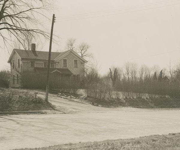 Curtiss House circa 1940