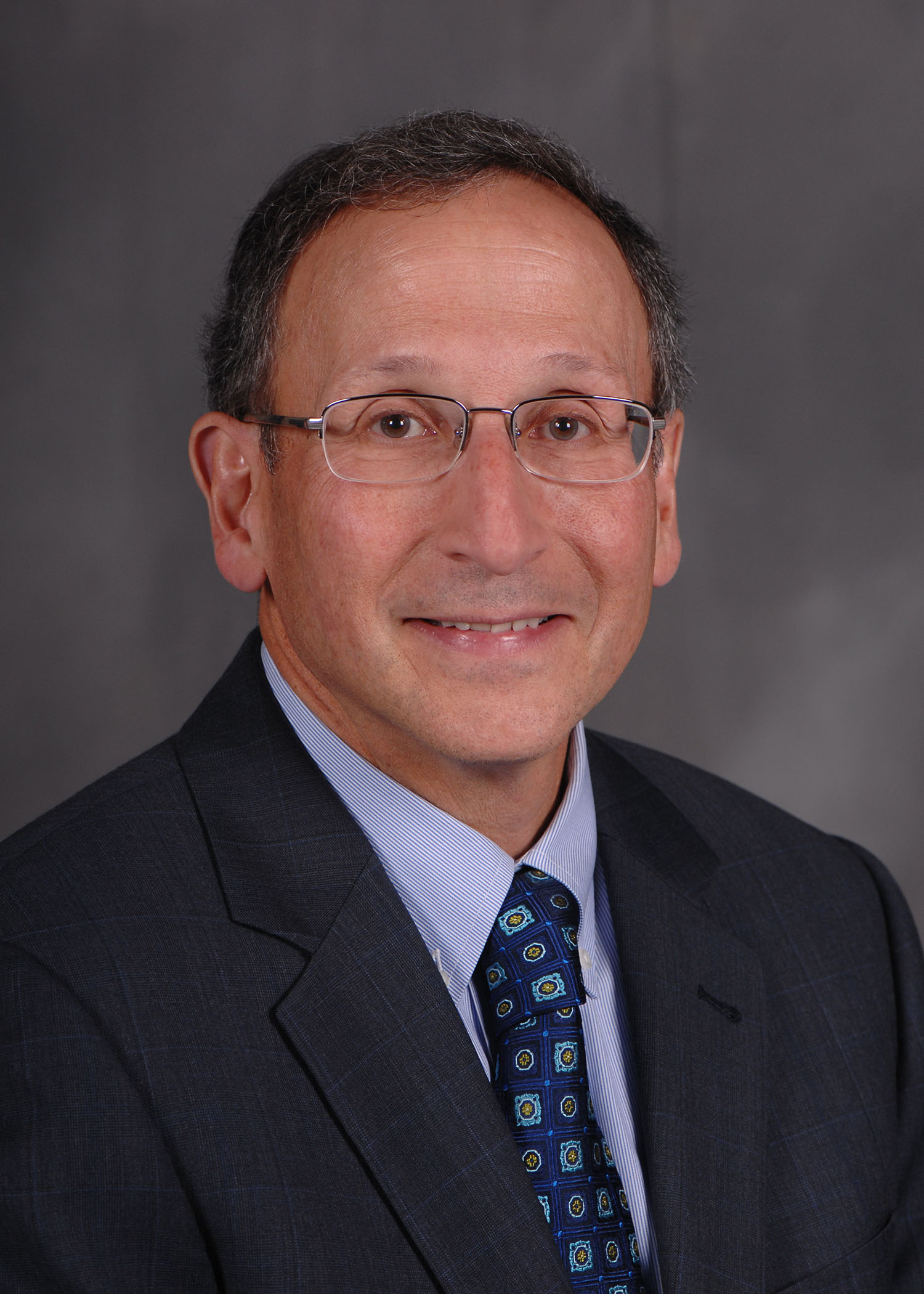 Paul DiCorleto, Kent State's Vice President for Research and Sponsored Programs