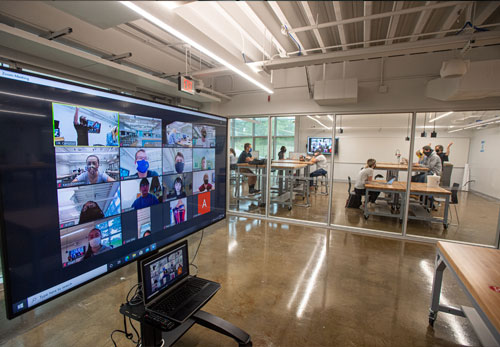 Design Innovation Classroom