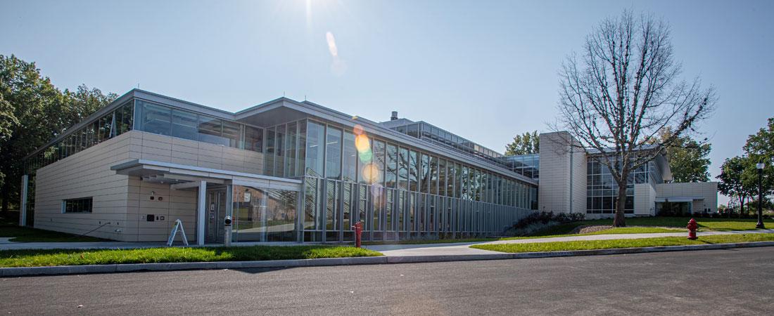 DI Hub Building