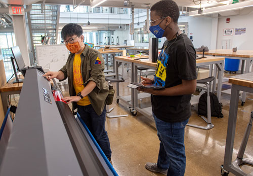 Design Innovation Students