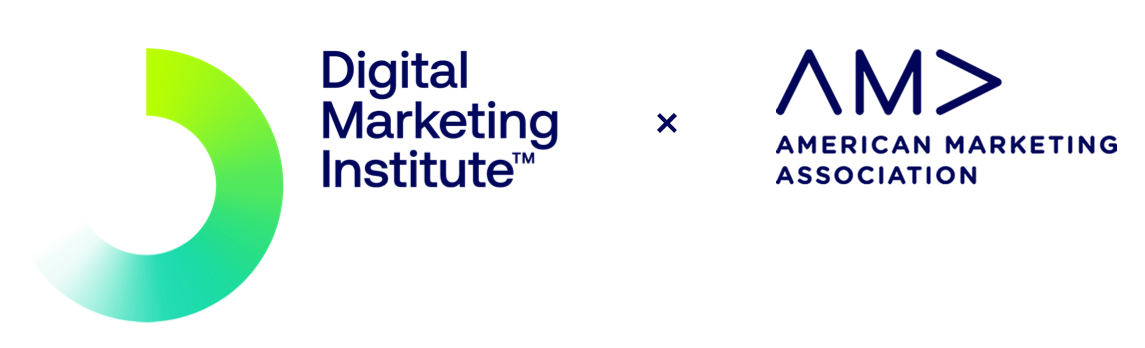 Digital Marketing Institute and American Marketing Association