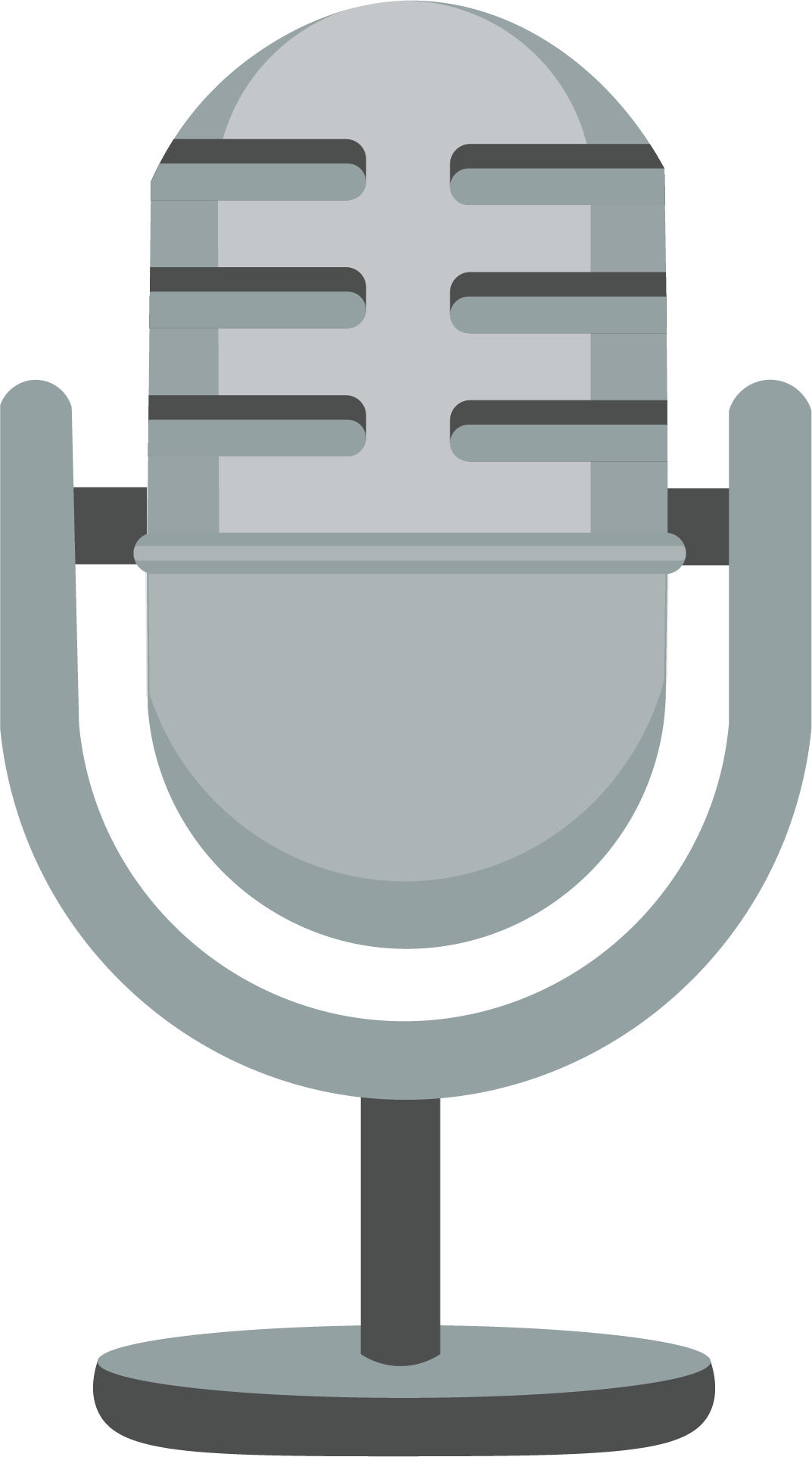 DSA Podcast Microphone