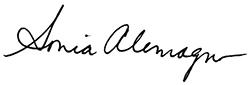 Dean Signature