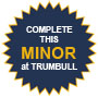 Complete this minor at Trumbull
