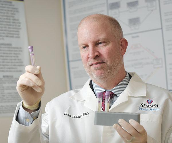 Douglas Delahanty, PhD