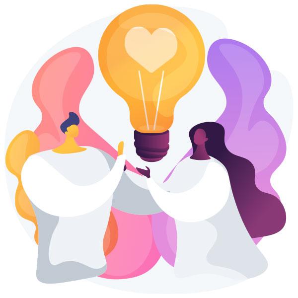 Developing Empathy illustration