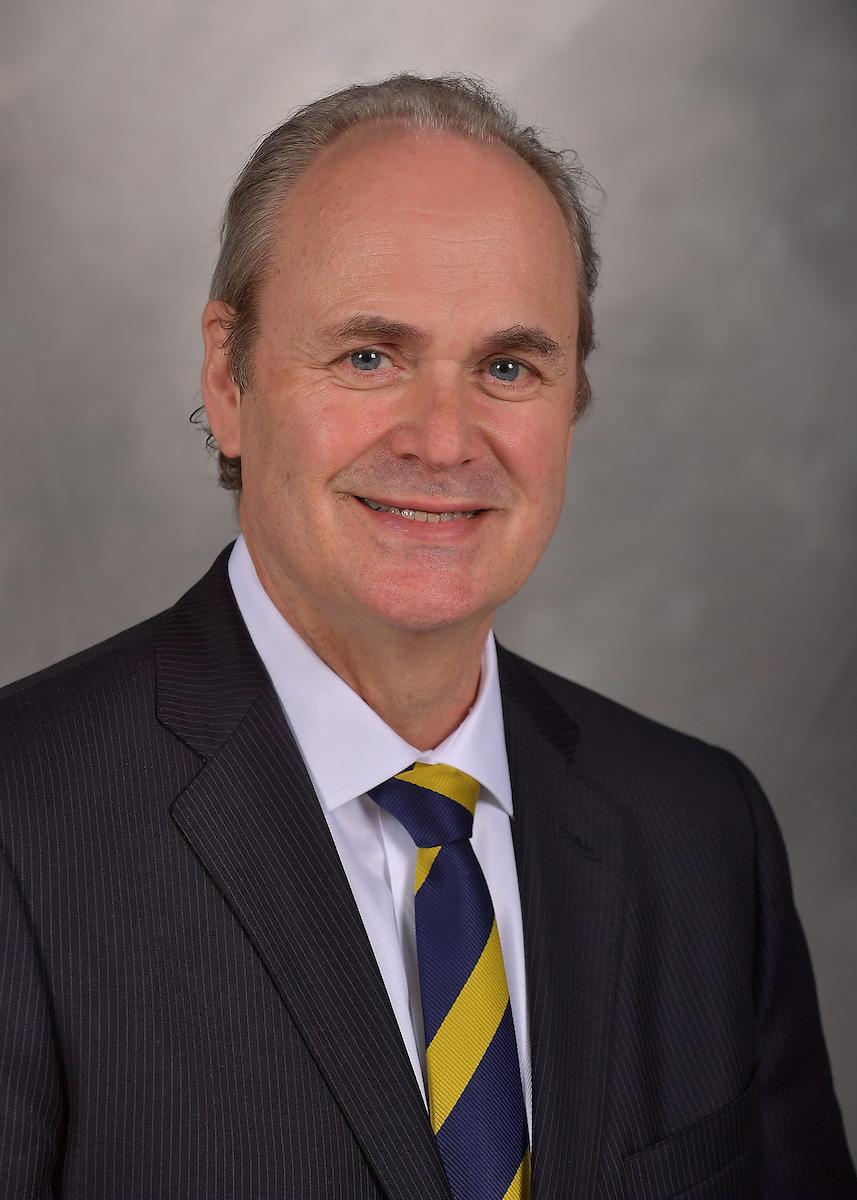 Todd Diacon, Ph.D., Executive Vice President & Provost