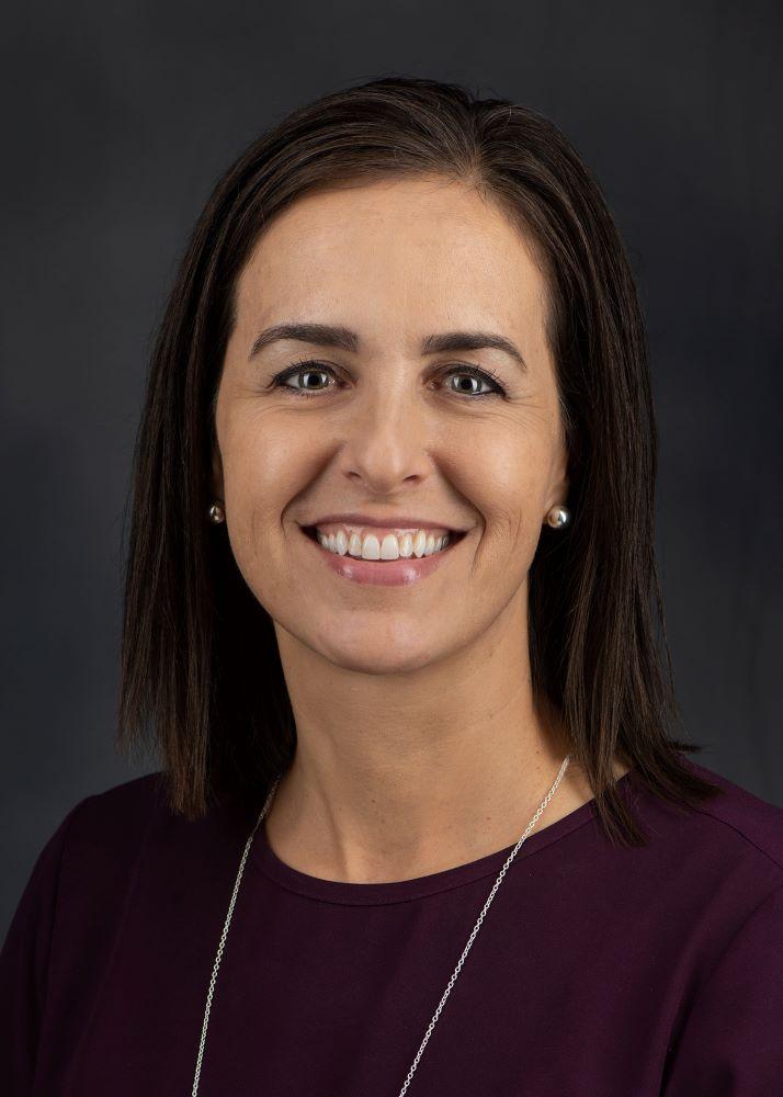 Headshot of Kristan Dolan