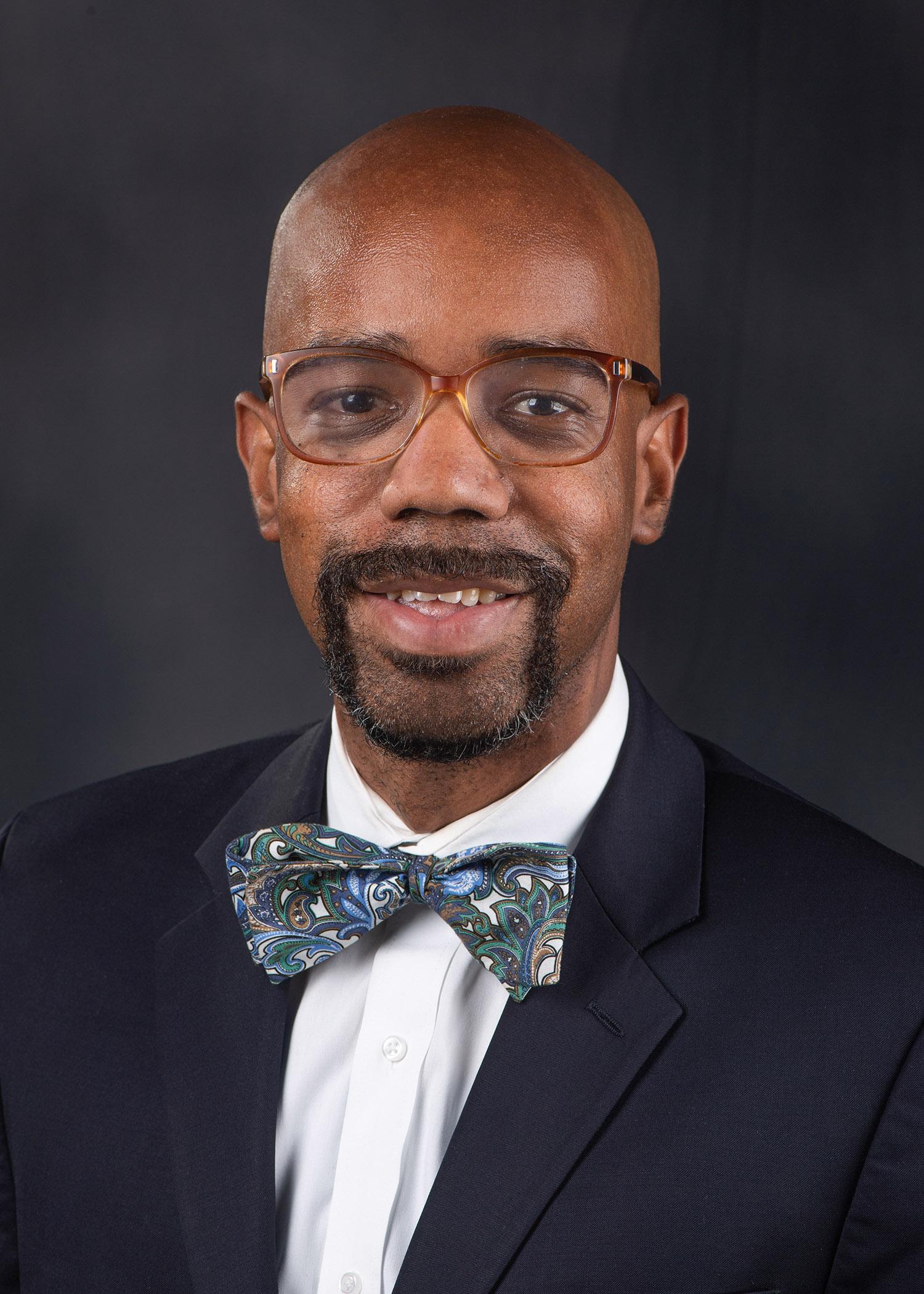 Dr. Lamar Hylton, Ph.D. Headshot