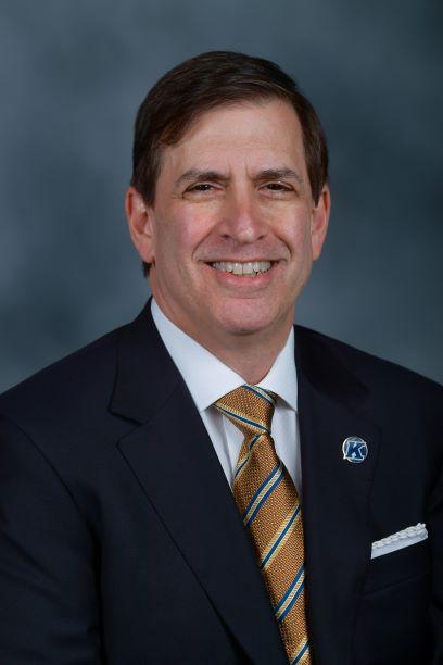 Michael N. Lehman, Ph.D., director of Kent State University's Brain Health Research Institute