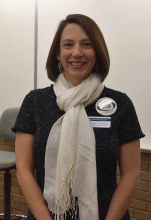 Dr. Karen Resendes was the keynote speaker for the 2019 URC.
