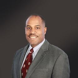 Headshot of Technology Commercialization Director Dr. Albert Green