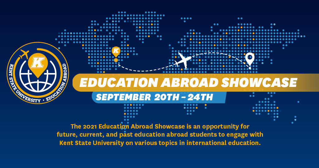 Education Abroad Showcase linked graphic