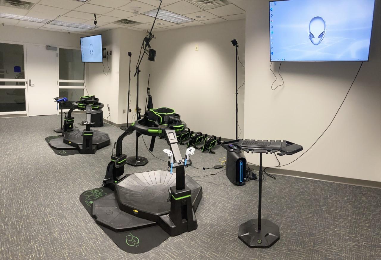 ENLoK VR lab