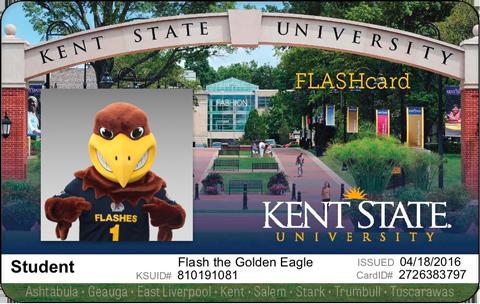 Kent State FLASHcard