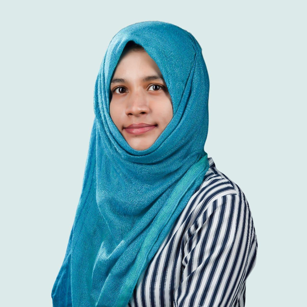 Fathima Nafrisha Cassim Bawa Headshot