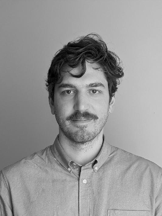 François Sabourin Headshot