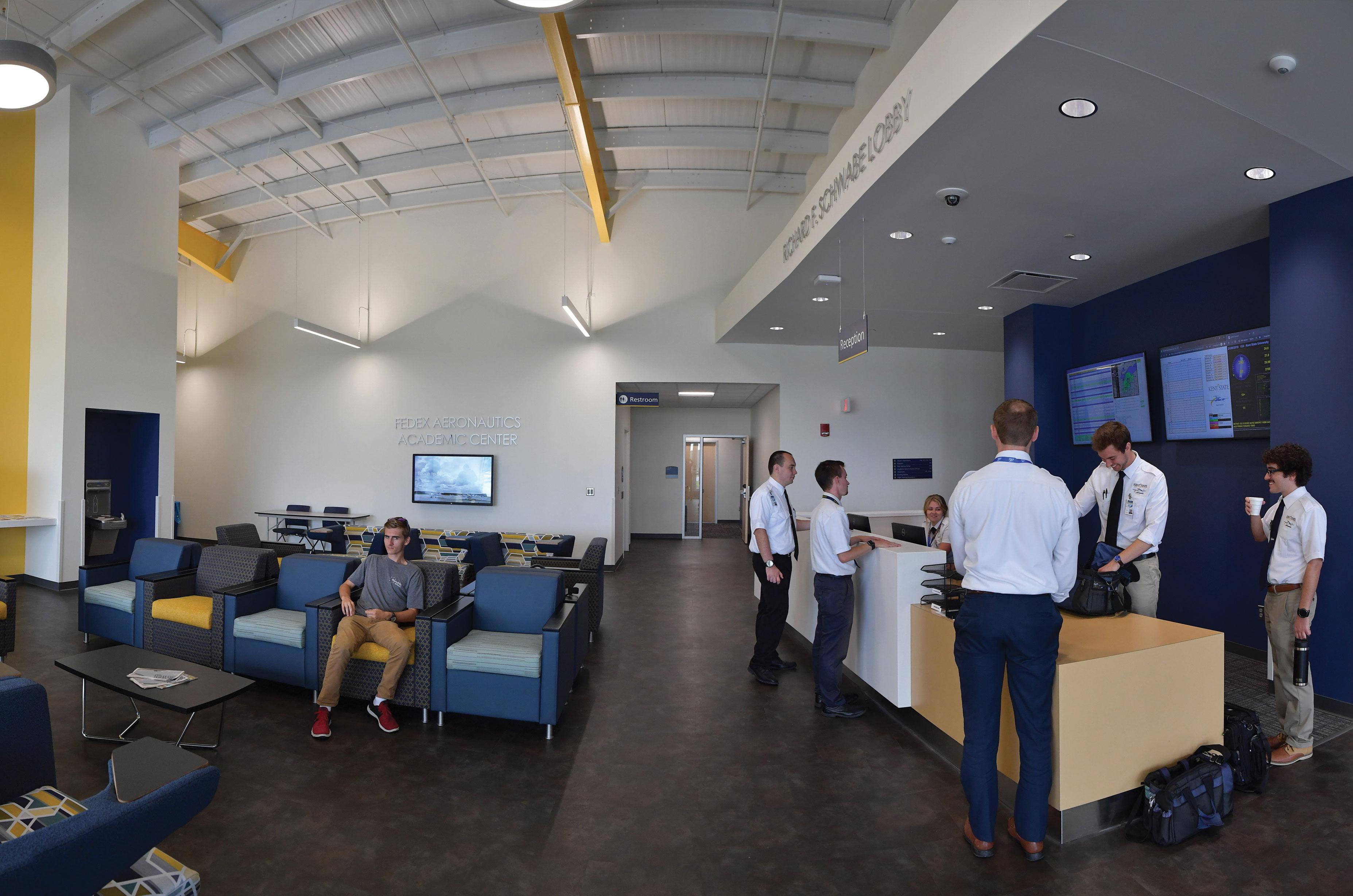 FedEx Aeronautics Academic Center