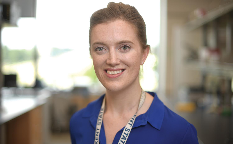 Aleisha Moore, PhD.