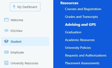 Screenshot of steps to change your program in FlashLine