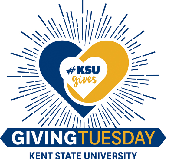 Kent State Giving Tuesday Graphic