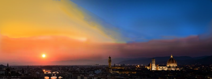 Skyline photo of Florence
