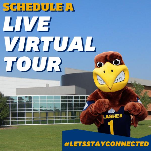Schedule a Live Virtual Tour
