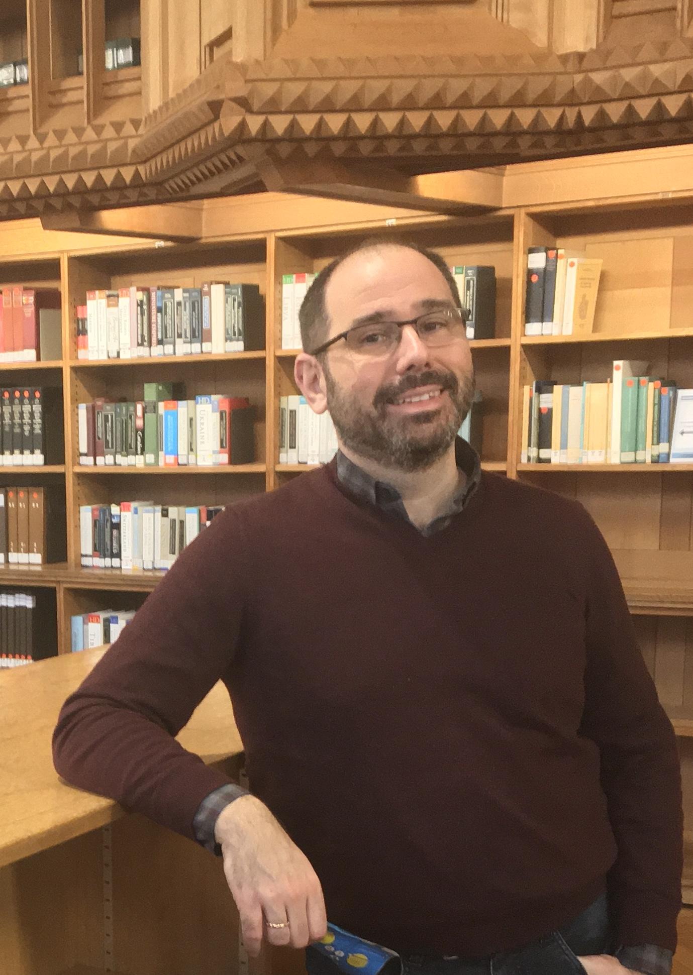 University Fellowship Recipient, Paul Geis