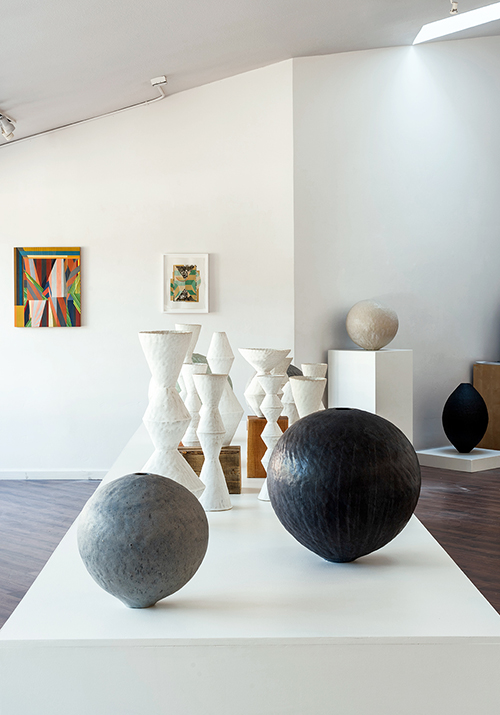 Harvey Preston Gallery - In Place exhibition view