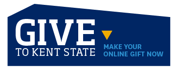 Give to Kent State: Make your online gift now