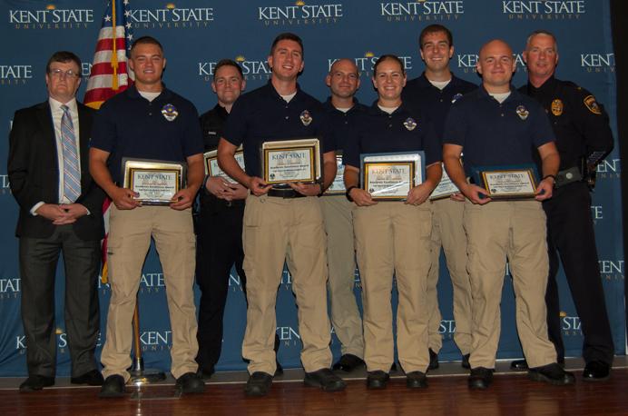 Police Academy 19-022 Award Ceremony