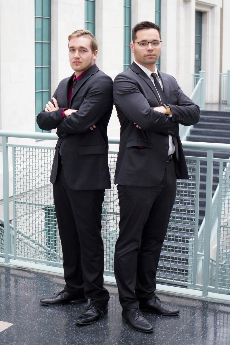 Nano and Matt