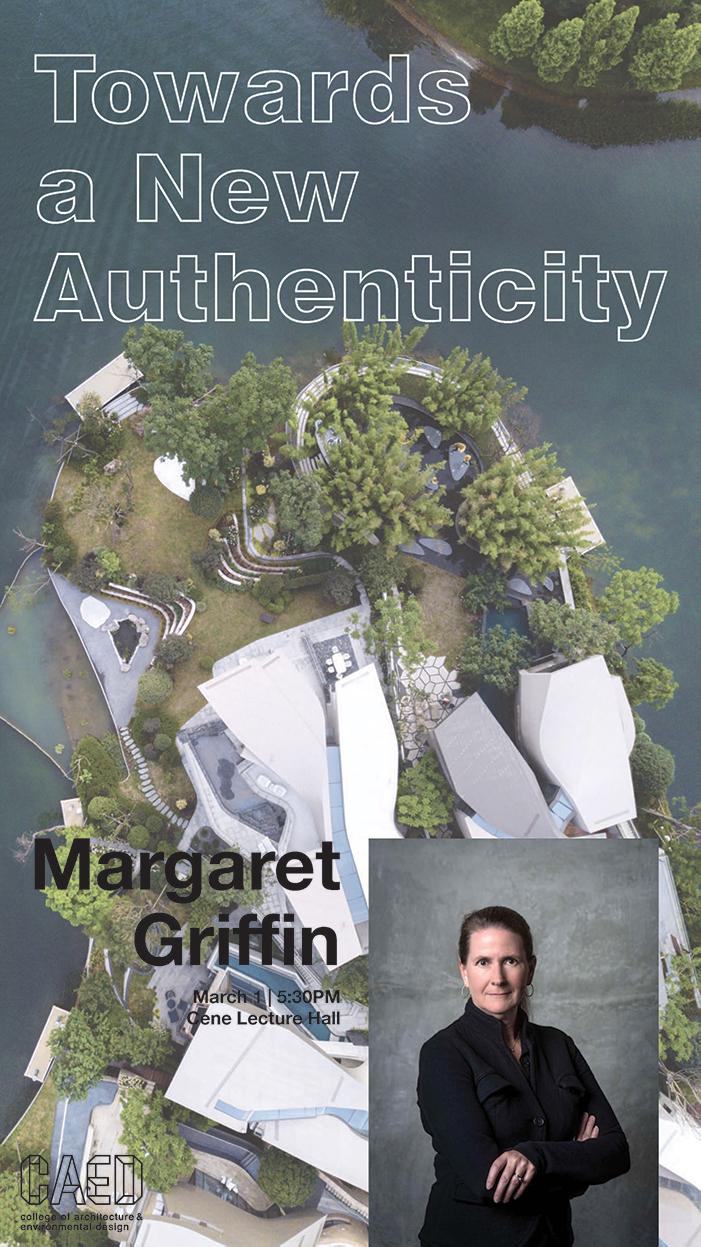 Margaret Griffin Poster