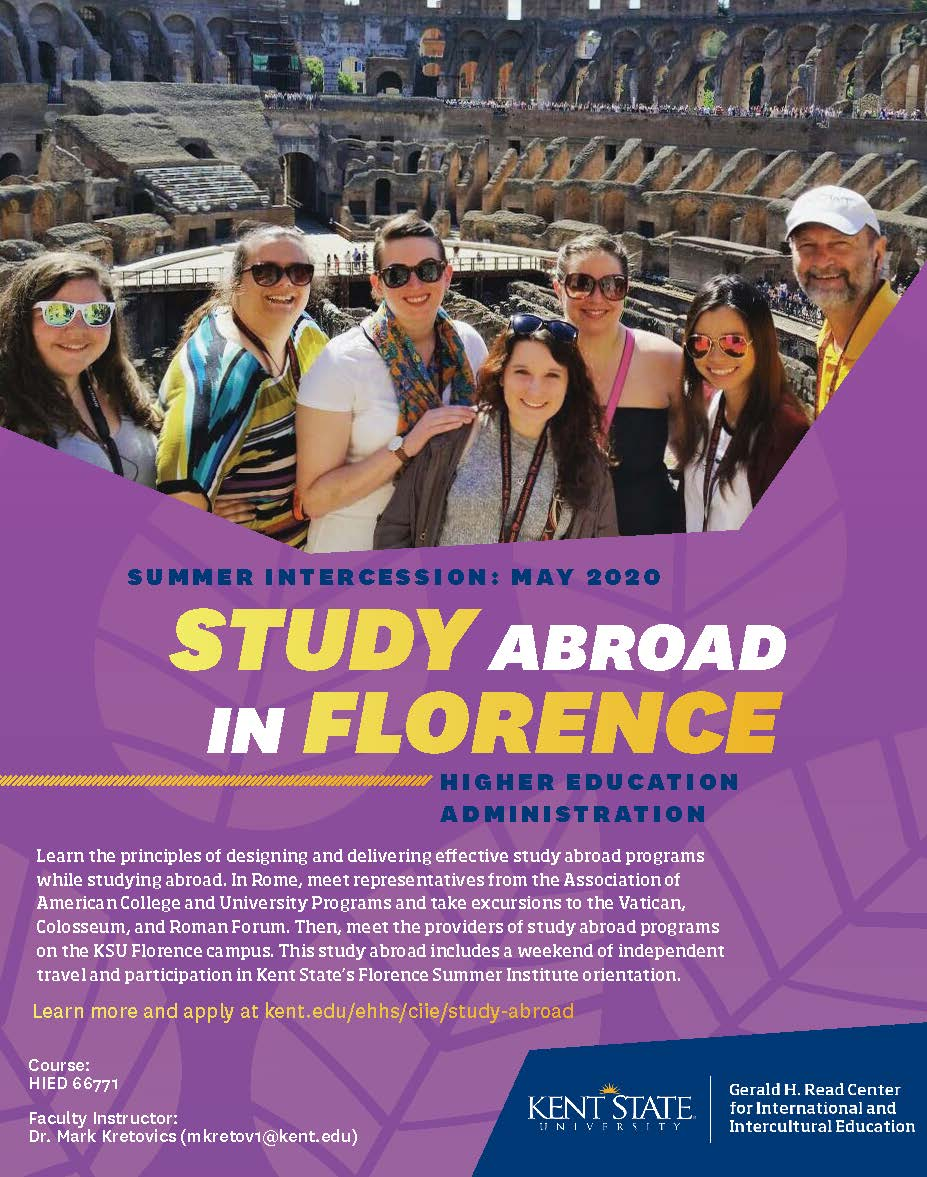 Study Abroad in Florence