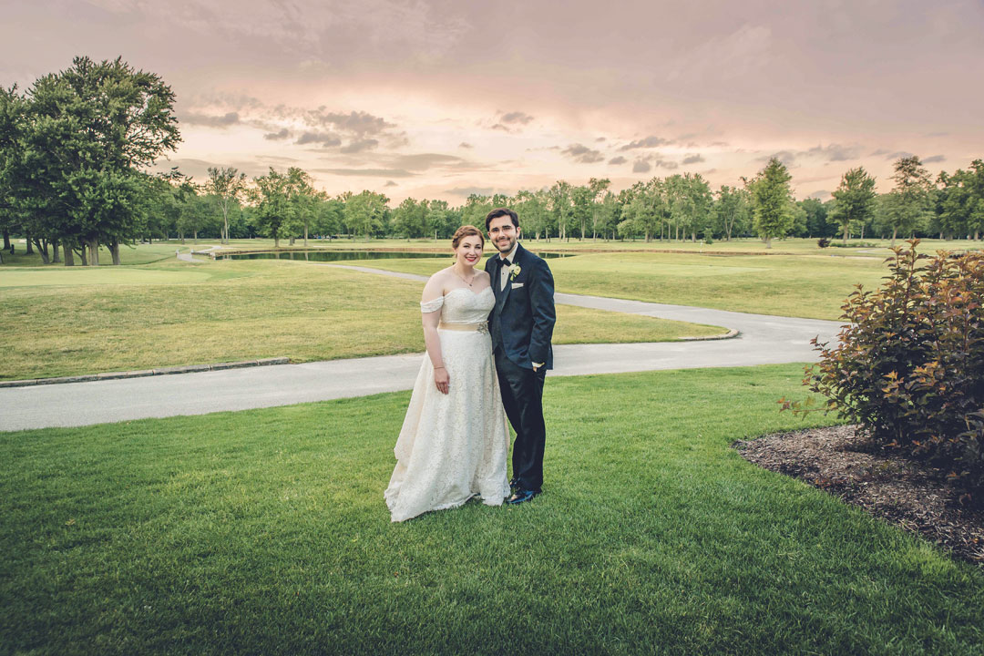 David Hrvatin, BS '14, married Natalie Rosmarin, BA '15,