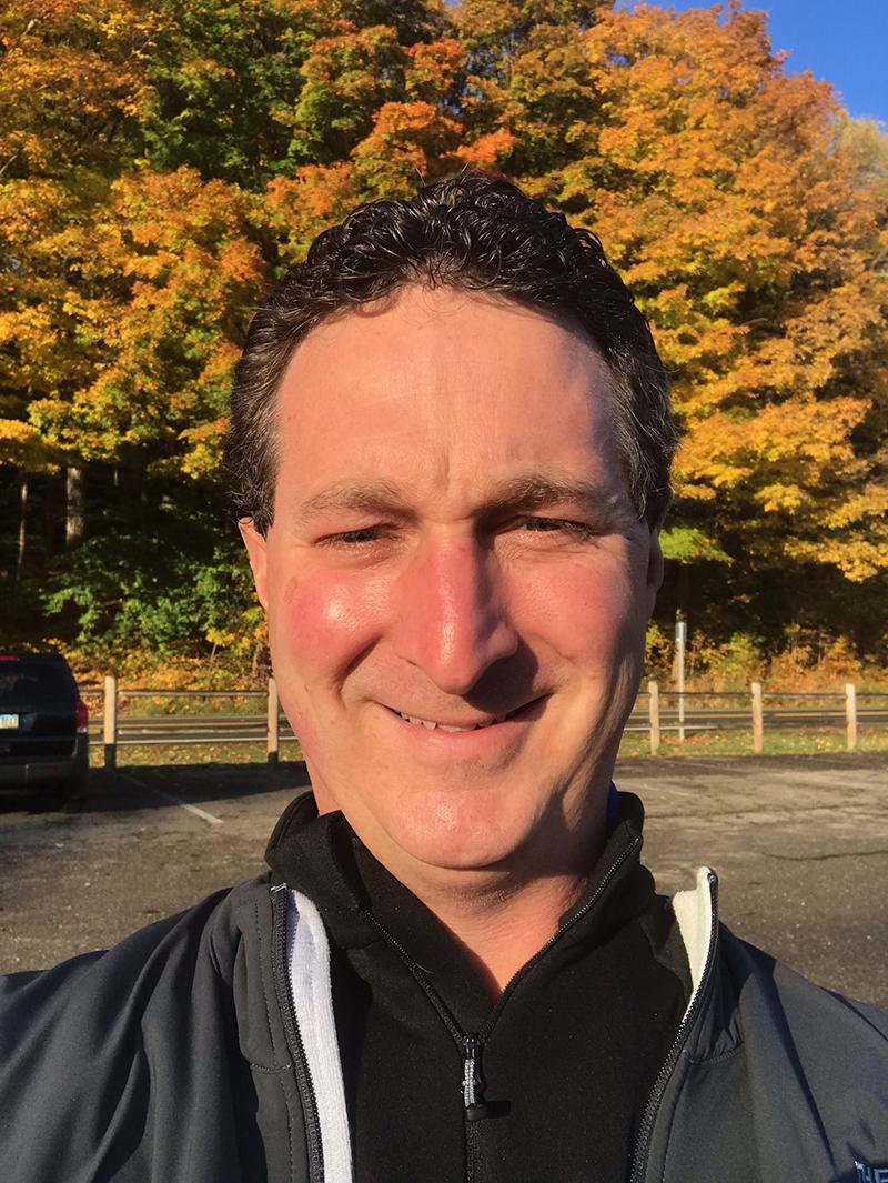 John Trevelline Headshot