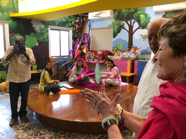 Picture of child development center