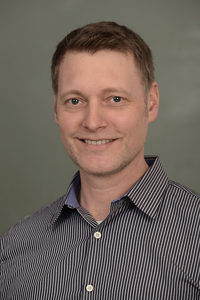 Headshot of Robert Clements, assistant professor in the Department of Biological Sciences
