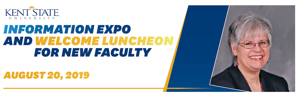 Information Expo and Welcome Luncheon