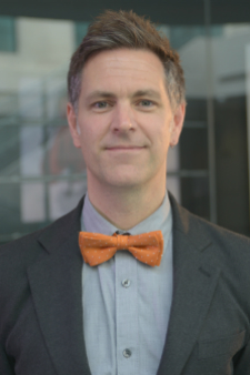 J.R. Campbell, Director of the School of Fashion Design and Merchandising