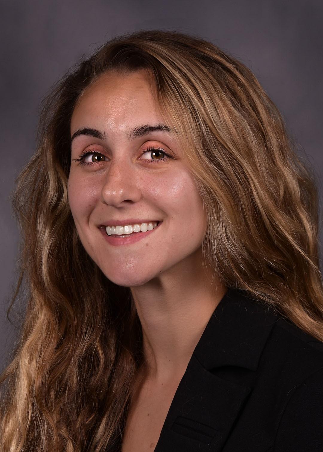 Jasmine Hoff is Kent State's new graduate student trustee.