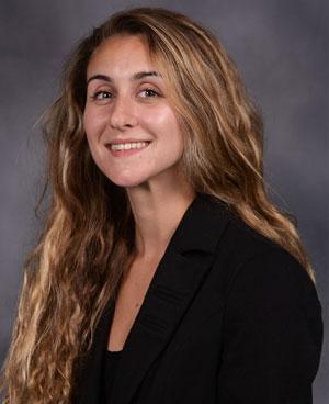 Jasmine Hoff, BSN '17, MSN '19,