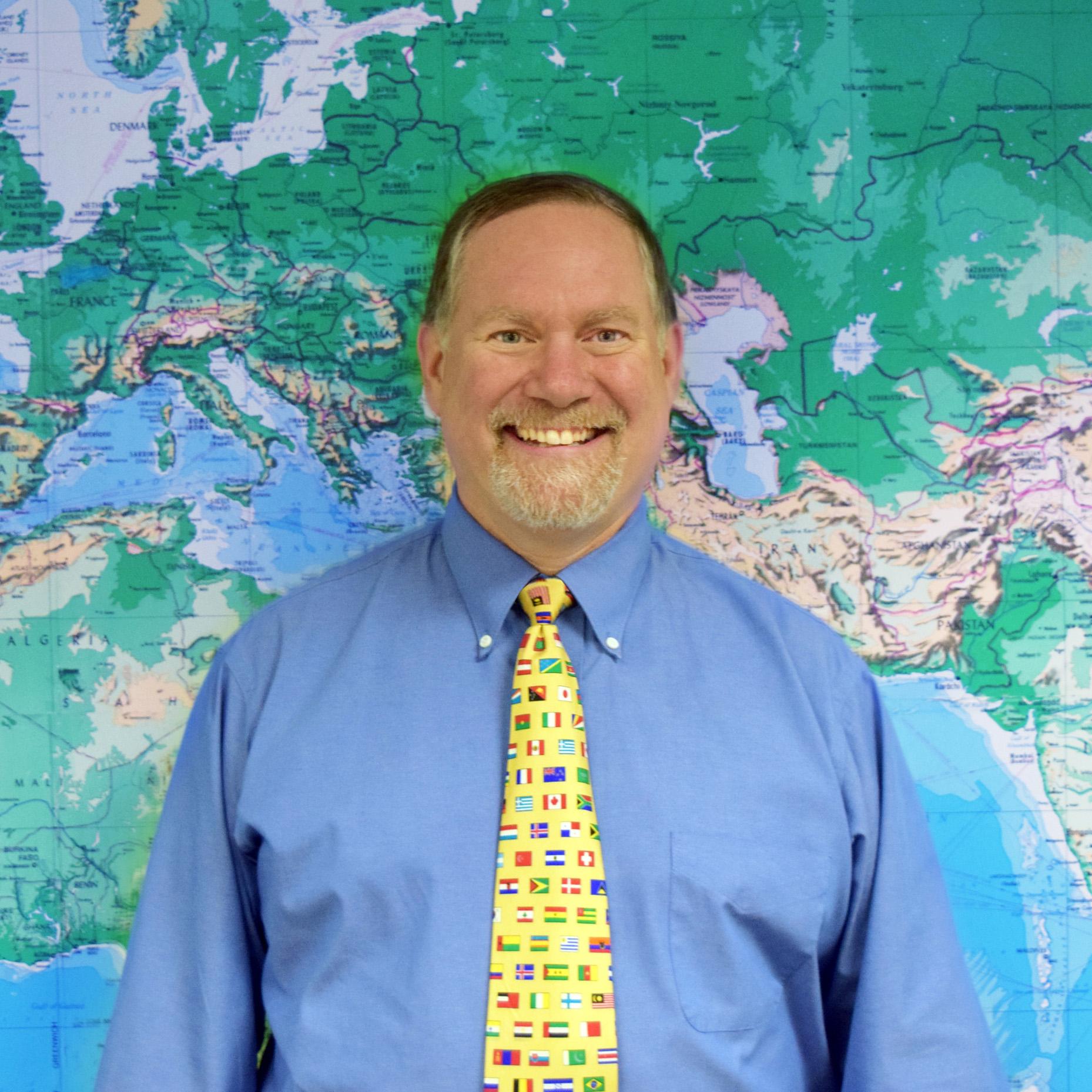 Jef Davis, Associate Director for ISSS